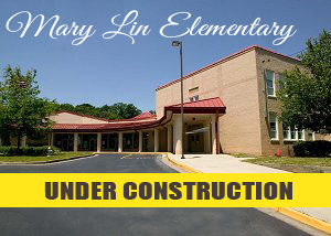 Mary Lin Elementary: Under Construction