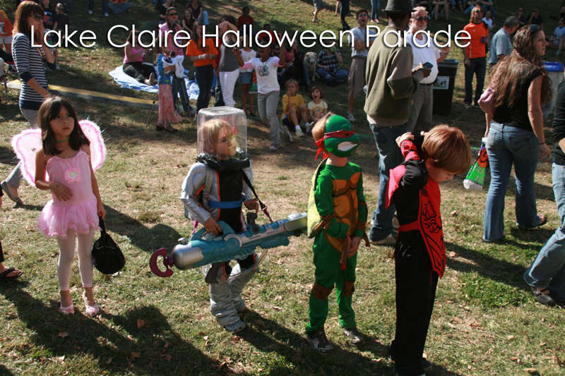lake-claire-parade from past years